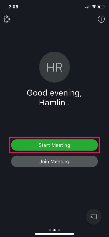 How to    Use Webex Meetings for video conferencing on iPhone and iPad
