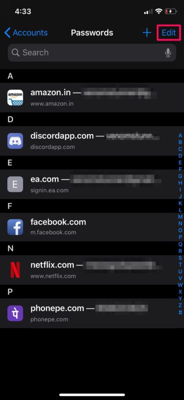 How to    Find duplicate passwords in Keychain on iPhone and iPad