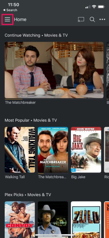 How to    Watch movies on iPhone and iPad with Plex for free