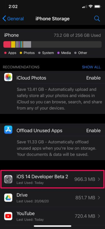 How to    Fix iOS 14 stuck preparing for update