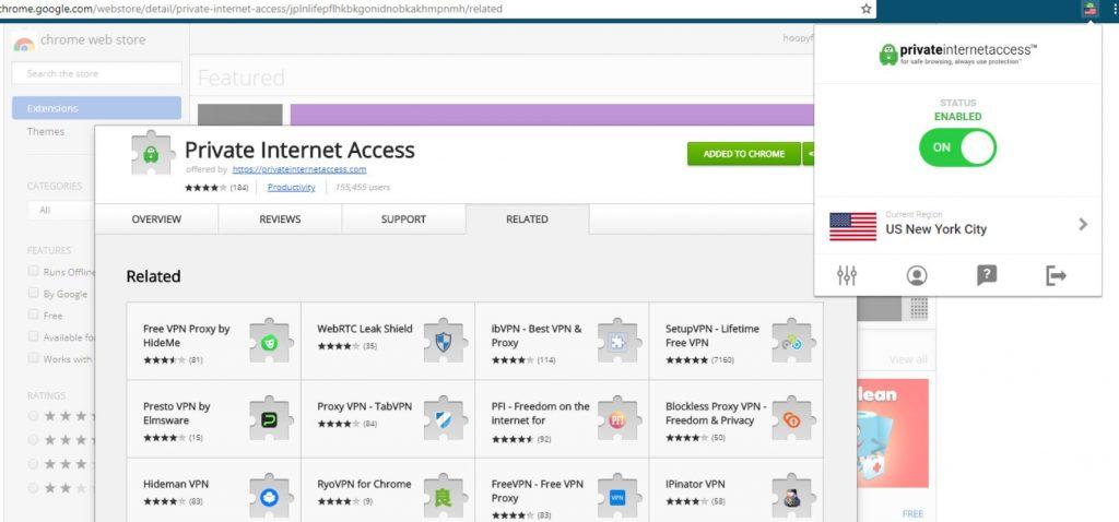 Best Chrome VPN Extension