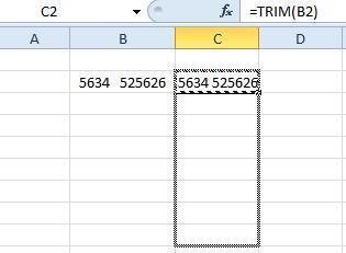 Excel distance 2
