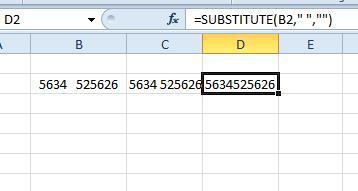 Excel distance 5