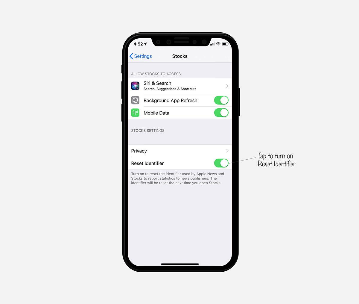 enable app ID