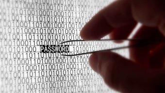 Steal password
