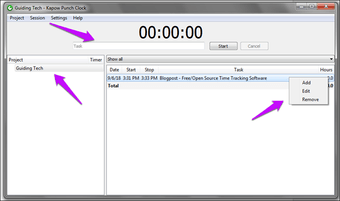 Open source time attendance software 3
