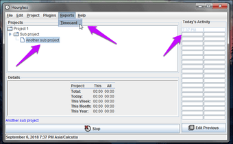 Open source time attendance software 1