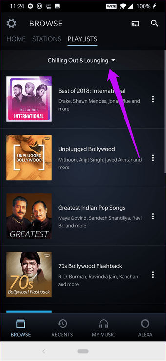 How to Clear Song History on Amazon Music 10