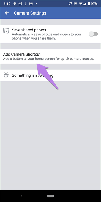 Add Multiple Photos to Facebook Fb and Messenger Story 17