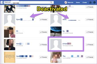 Delete Deactivated Facebook Fb Friends 12