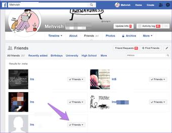 Delete Deactivated Facebook Fb Friends 8