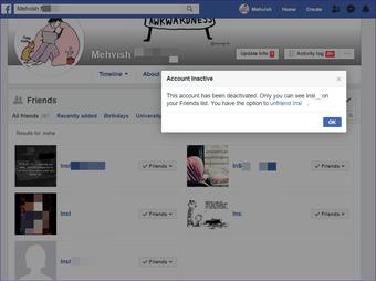 Delete Deactivated Facebook Fb Friends 11