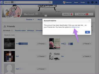 Delete Deactivated Facebook Fb Friends 10