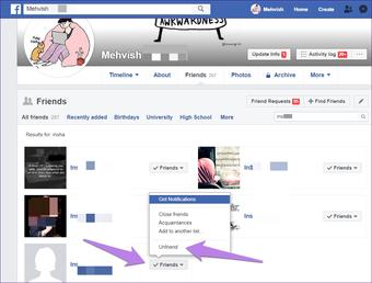 Delete Deactivated Facebook Fb Friends 9