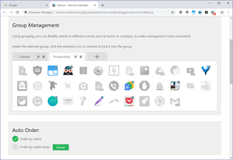 Best Chrome Extension Managers 10
