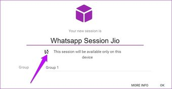 Open multiple Whatsapp web accounts and sessions in Chrome 892