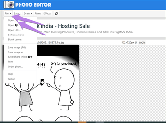Convert image to black and white and not to grayscale 7