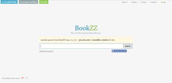 Free E-books Bookzz