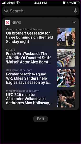 Google News vs Apple News comparison 16