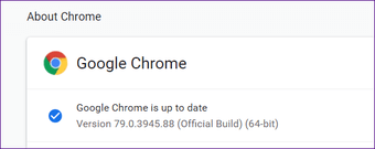 Update Google Chrome 21
