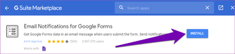 Send Google form responses to multiple email addresses 03