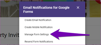 Send Google form responses to multiple email addresses