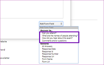Receive Google Forms responses by email 14