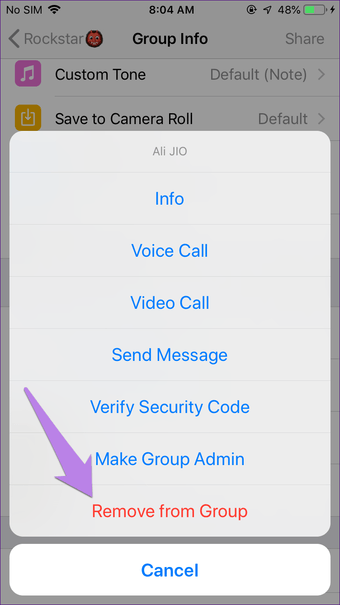Create Whatsapp group with yourself on Iphone Android 15