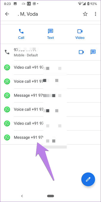 Create Whatsapp group with yourself on Iphone Android 18