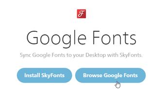 Skyfonts 1