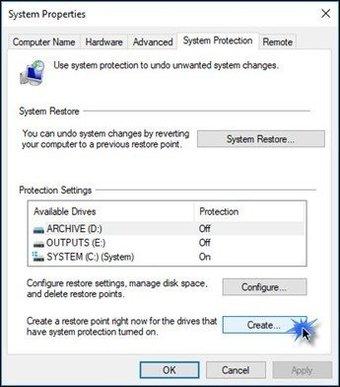 Context menu for command prompt