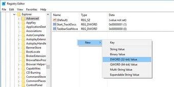 Get a transparent start menu in Windows 10 7