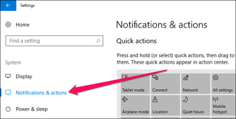 Disable notifications on one drive 3