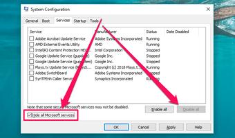 Windows Update and Shutdown Everytime Issue 34