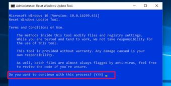 Windows Update and Shutdown Everytime Issue 20