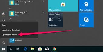 Windows Update and Shutdown Everytime Issue 25