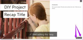 Best Ways to Use Microsoft Sway 7