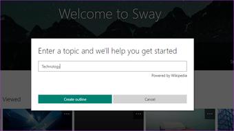 Best Ways to Use Microsoft Sway 5