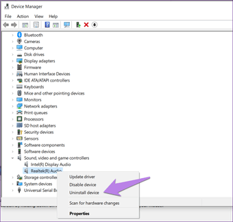 Fix sound problem after Windows 7 update