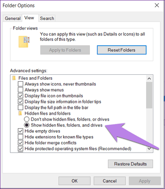 Windows 10 invisible icons 6