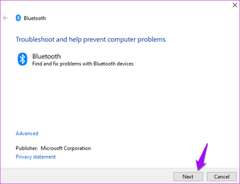 Fix Bluetooth is missing from Device Manager in Windows 10 7