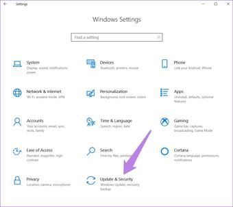 Windows 10 Update issue 3