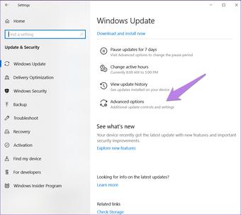 Windows 10 Update issue 4