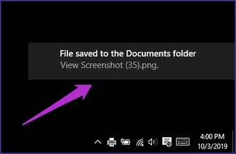 Convert screenshot to pdf