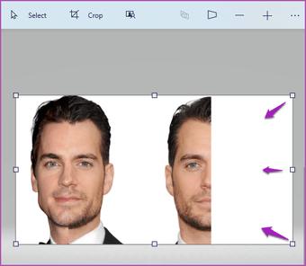 Merge two images Paint 3D Windows 10 07