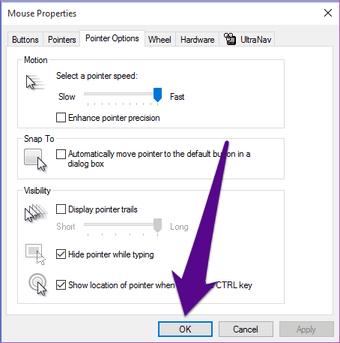 Disable Mouse Acceleration Windows 10 Pc 04