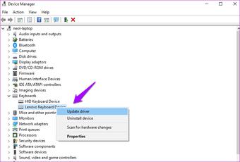 Fix Sticky Keys Not Working on Windows 10 6