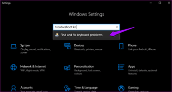 Fix Sticky Keys Not Working on Windows 10 8