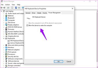 Fix Sticky Keys not working on Windows 10 14