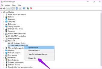 Fix Sticky Keys Not Working on Windows 10 7